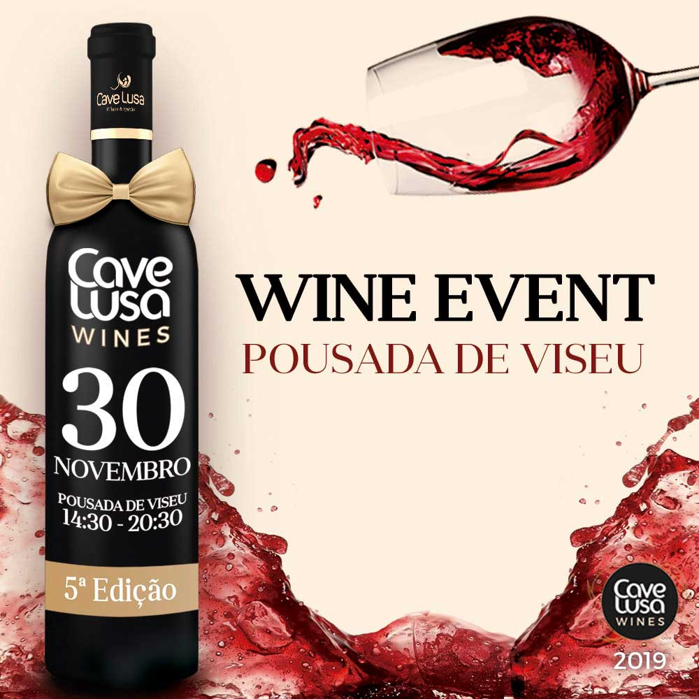 Banner Cave Lusa Wines 2019