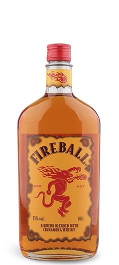 Fireball Cinnamon & Whisky