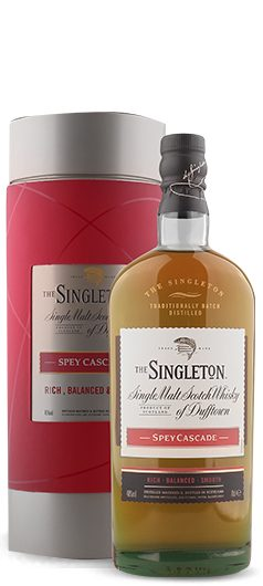 The Singleton Spey Cascade