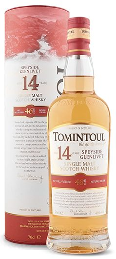 Tomintoul 14 Anos