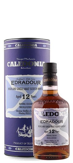 Edradour Old Unchillfiltered 12 Anos