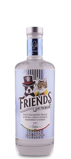 Friends Premium Dry Azul
