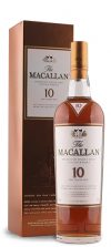 The Macallan Sherry Oak 10 Anos